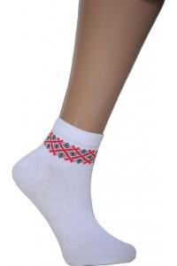 Шкарпетки вишиті жіночі М-02