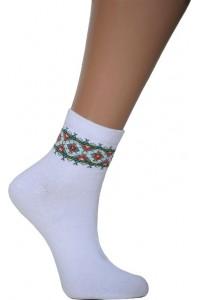 Шкарпетки вишиті жіночі М-15