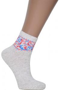 Шкарпетки вишиті жіночі М-18