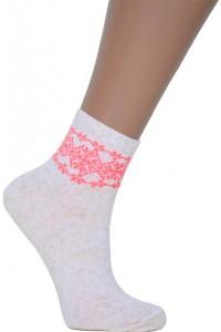 Шкарпетки вишиті жіночі М-20