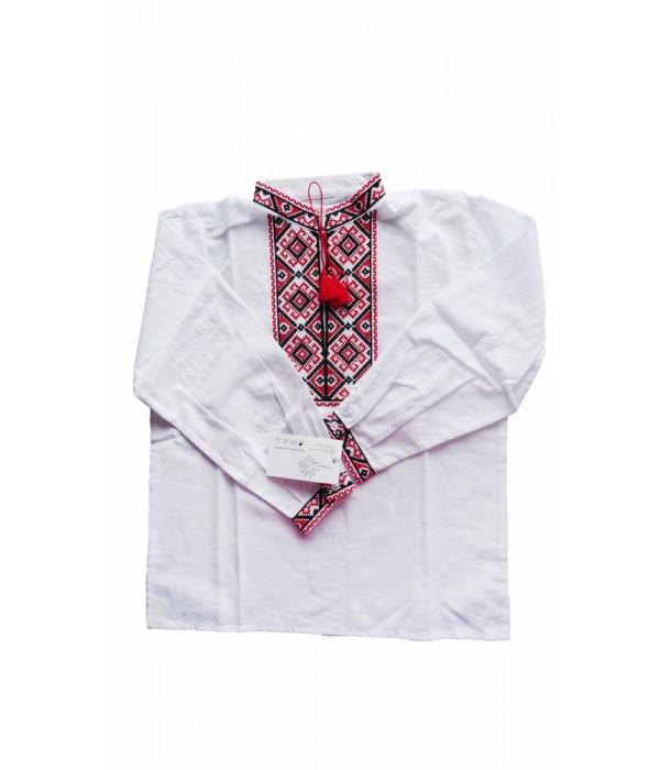 Сорочка вишита на хлопчика М-1001-2
