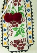 Сорочка вишита на дівчинку М-506-3