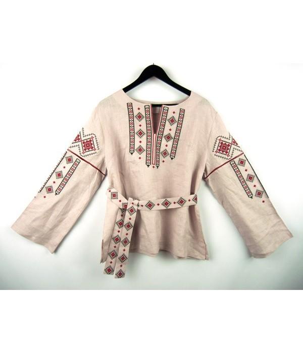 Жіноча вишиванка М-211-20