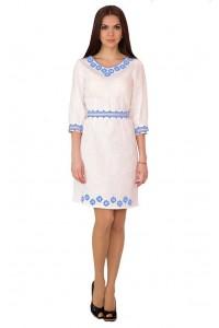 Плаття вишите жіноче М-1017-1