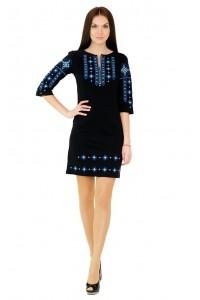 Плаття вишите жіноче М-1033-1