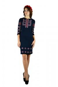 Плаття вишите жіноче М-1033-4