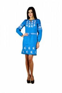 Плаття вишите жіноче М-1034-2