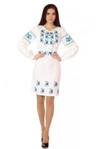 Плаття вишите жіноче М-1034-3