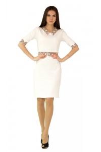 Плаття вишите жіноче М-1036-1