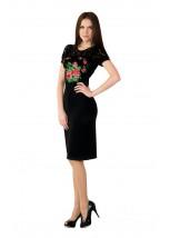 Плаття вишите жіноче М-1042