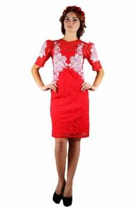 Плаття вишите жіноче М-1043-2