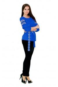 Сорочка вишита жіноча М-218-1