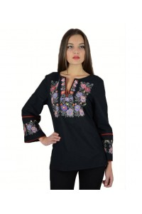Сорочка вишита жіноча М-226-3