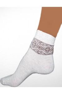 Шкарпетки вишиті жіночі М-810-1