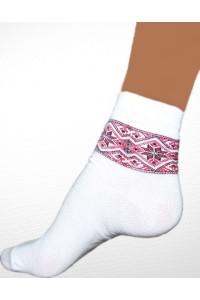 Шкарпетки вишиті жіночі М-810-3