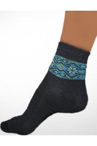 Шкарпетки вишиті жіночі М-810-4
