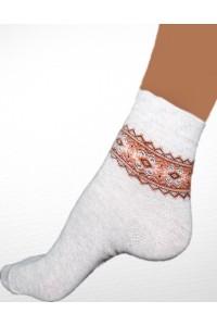 Шкарпетки вишиті жіночі М-816-2