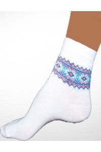 Шкарпетки вишиті жіночі М-816-4