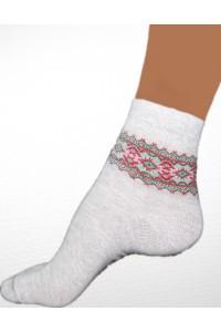 Шкарпетки вишиті жіночі М-816-5