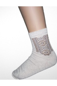 Шкарпетки вишиті чоловічі М-850-2