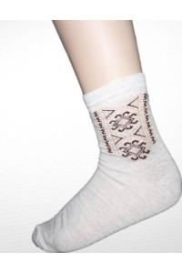 Шкарпетки вишиті чоловічі М-850-3