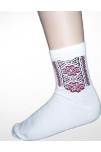 Шкарпетки вишиті чоловічі М-850-4