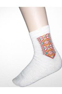 Шкарпетки вишиті чоловічі М-860-2