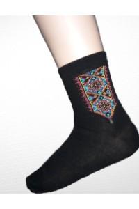 Шкарпетки вишиті чоловічі М-860-3