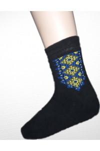 Шкарпетки зимові вишиті чоловічі М-888