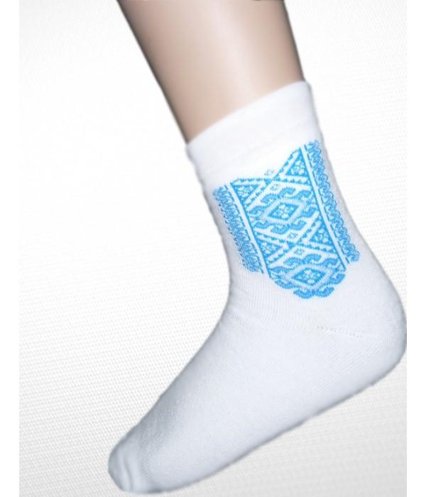 Шкарпетки зимові вишиті чоловічі М-890-1, Шкарпетки зимові вишиті чоловічі М-890-1 купити