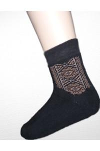 Шкарпетки зимові вишиті чоловічі М-890-2