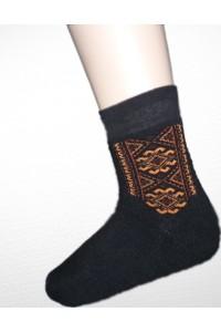 Шкарпетки зимові вишиті чоловічі М-890-3