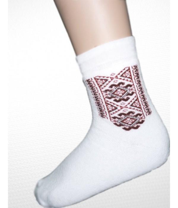 Шкарпетки зимові вишиті чоловічі М-890, Шкарпетки зимові вишиті чоловічі М-890 купити