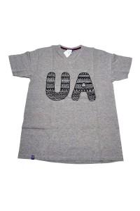 """Чоловіча патріотична футболка """"UA"""" М-902-4"""