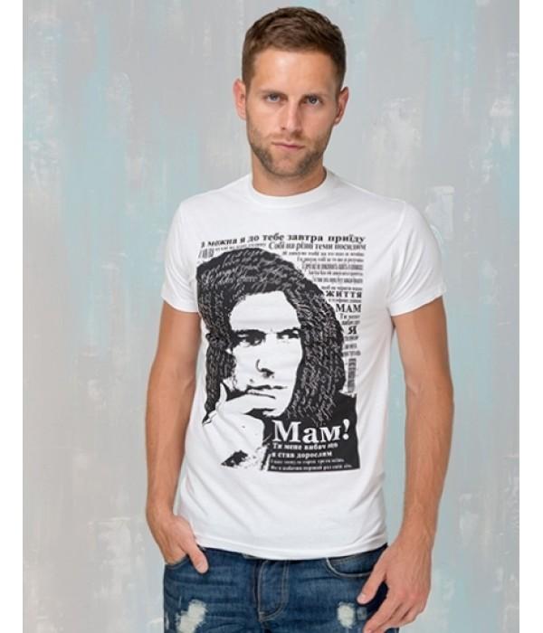 """Чоловіча патріотична футболка """"Кузьма"""" М-907, Чоловіча патріотична футболка """"Кузьма"""" М-907 купити"""