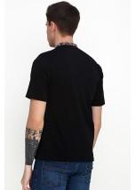 Вышитая футболка «Народная» М-615-14