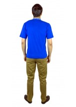 Вишита футболка хрестиком «Народна» М-615-11