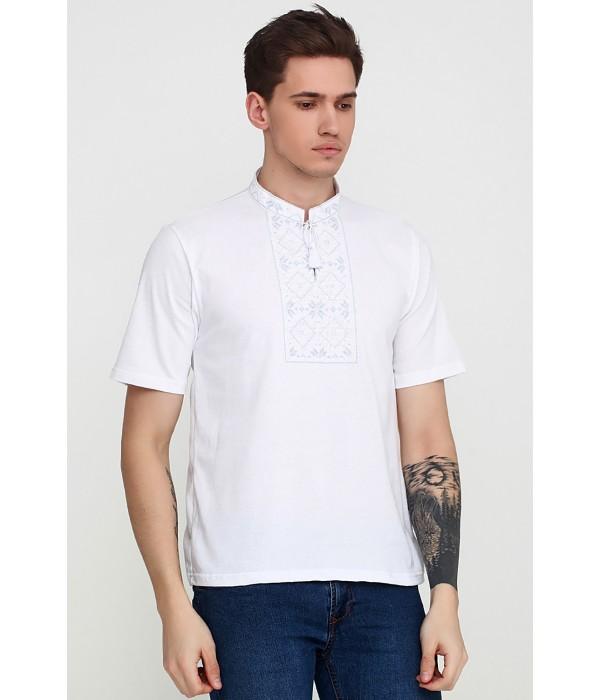 Вишита футболка М-618-4, Вишита футболка М-618-4 купити