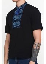 Вышитая футболка М-618-5