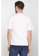 Вышитая футболка Етномодерн М-612-12