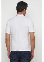 Вышитая футболка Етномодерн М-612-5