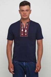 "Вишита футболка Етномодерн ""Ромби"" М-614-15"