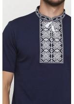 "Вишита футболка Етномодерн ""Ромби"" М-614-16"
