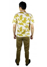 Вишита футболка хрестиком «Ромби» М-614-20