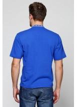 """Чоловіча футболка вишиванка Етномодерн """"Ромби"""" М-614-3"""
