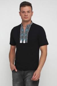Вишита футболка «Народна» М-615-15