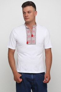"Вишита футболка Етномодерн ""Народна"" М-615-3"