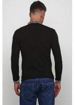 Вишита футболка гладдю «Сніжинка» М-616-3