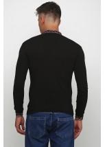 Вишита футболка гладдю «Сніжинка» М-616-6