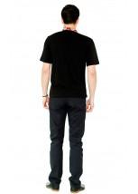 Вышитая футболка Етномодерн М-618-2